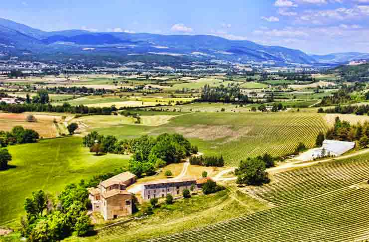 france landscapes